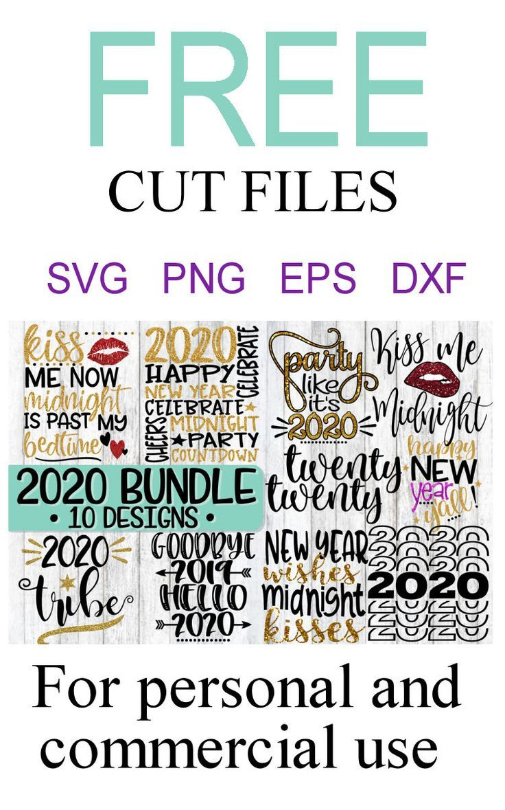 Pin On New Year S Svg Png And More