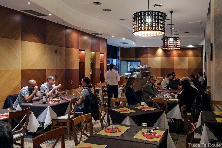 Restaurant pizzeria Luna Rossa Torino à Turin