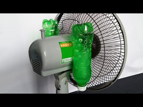 Como hacer aire acondicionado casero - muy simple - YouTube