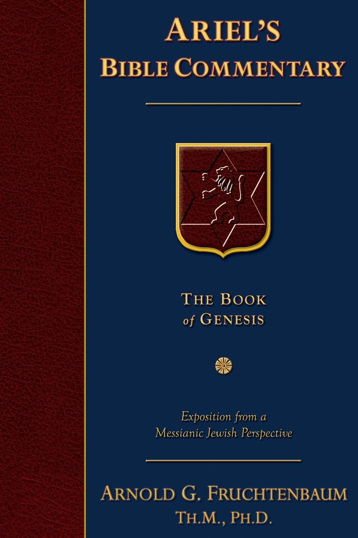The Book Of Genesis: Dr Arnold G Fruchtenbaum, Joni Prinjinski, Matthew