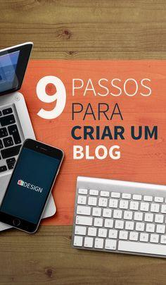 Como Criar um Blog - 09 Dicas Essenciais para fazer seu blog.