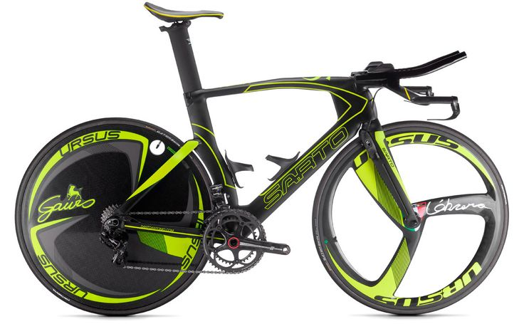 VELOX - Custom carbon Road Bicycle