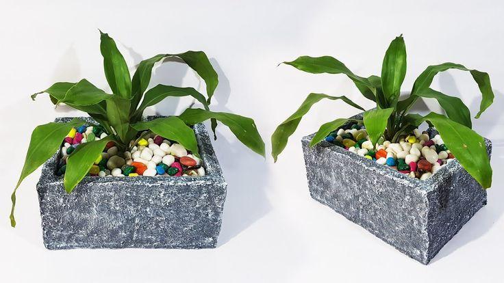 How To Make Amazing Waterfall Fountain Pot At Home Diy Ubertopf