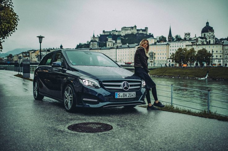 The Mercedes-Benz B-Class is perfect for all the family... take a test drive together now!  #MBPhotoCredit: Basti Hansen