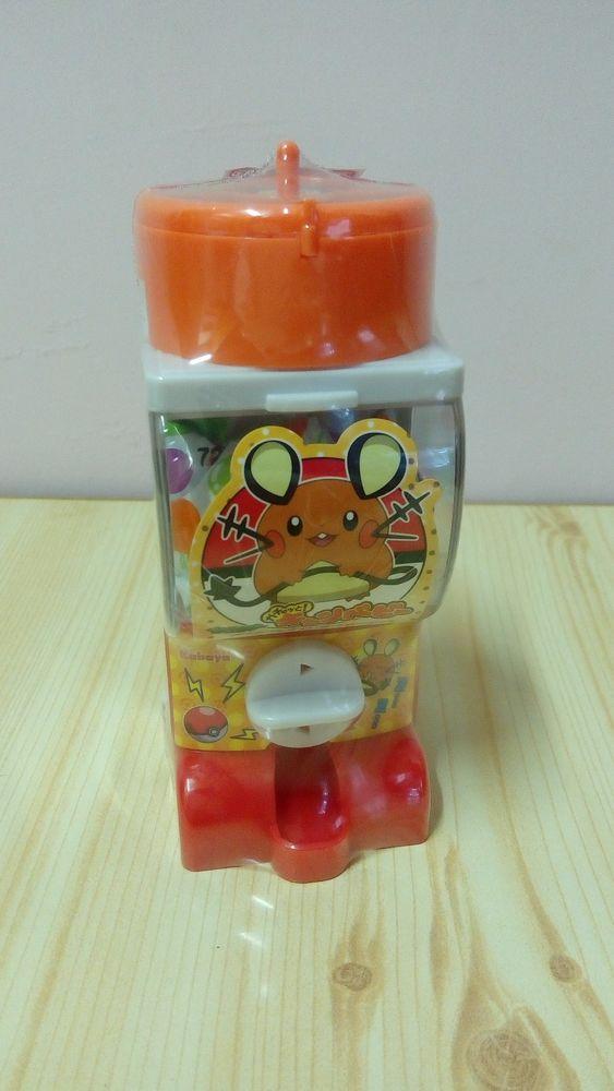 KABAYA Pokemon XY Candy Mini Vending Machine Dedenne  #KABAYA
