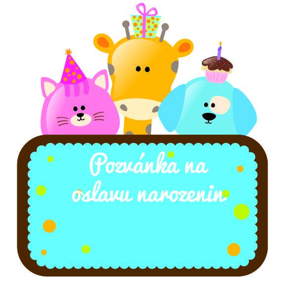 Pozvánky na oslavu narozenin   http://www.domaci-napady.cz/napady-pro-deti/pozvanky-na-oslavu-narozenin-pro-deti/