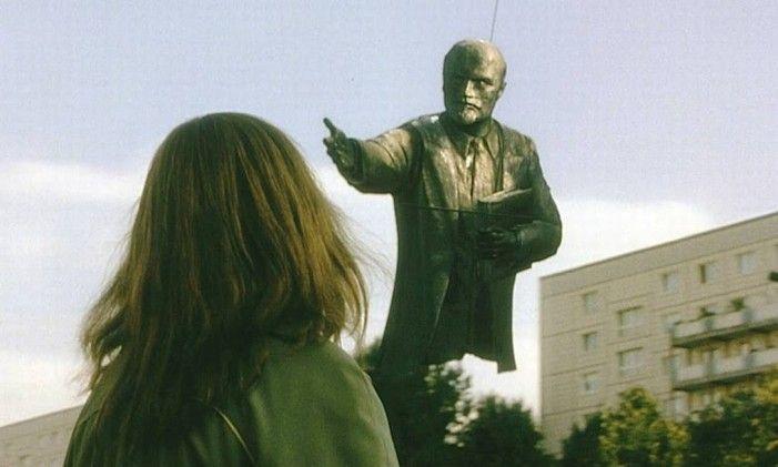 Cena do filme Adeus, Lenin! Foto: Reprodução