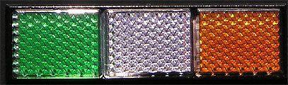 ★NEW PLASTIC FLAG BARS - IRELAND REFLECTOR | eBay