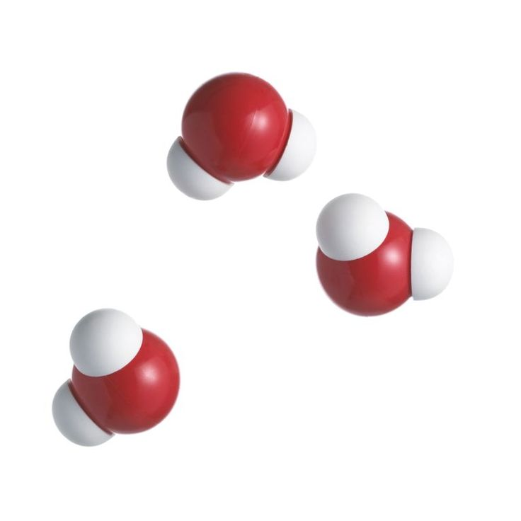 Hydrogen bonds occur between hydrogen and an electronegative atom. For example, hydrogen bonds form between oxygen and hydrogen atoms in water.