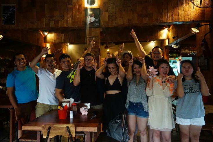 Group of Jakartans #martinichallenge #martini