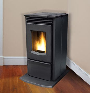 The Enviro mini pellet stove is a small pellet heater and available in Ontario from Friendly Fires in Kawartha Lakes, Port Hope and Picton areas.