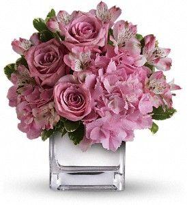 Be Sweet Bouquet in Metro New Orleans LA, Villere's Florist http://www.villeresflowers.com/metairie-florist/sweetest-day-is-10/18-15662c.asp?topnav=TopNav #SweetestDay #NewOrleans