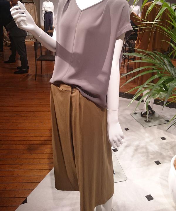スカーチョパンツ #シータ・ミュー
