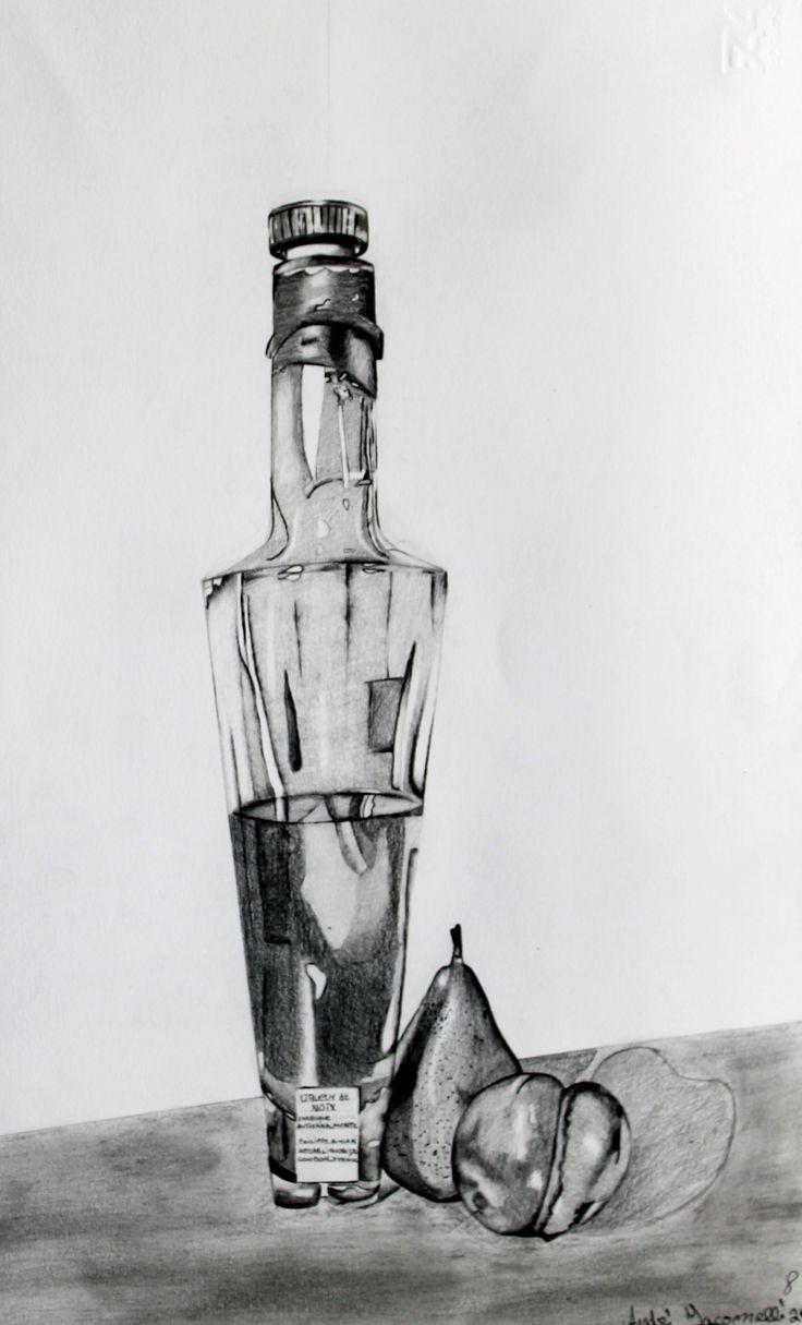 Disegno dal vero.Tecnica : matite colorate su carta. Alunna: Andri Iacomelli 2B. A.S. 2016/17 Liceo artistico Stagio Stagi Pietrasanta