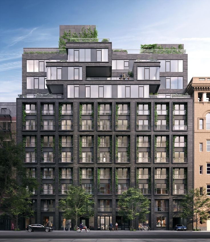 ODA Architecture, The Flynn, 155 West 18th, New York, NY
