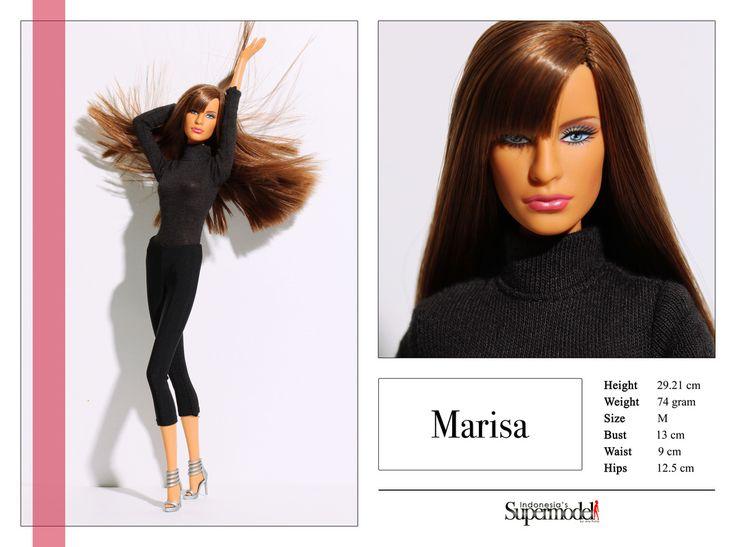 Indonesia's Supermodel- Marisa