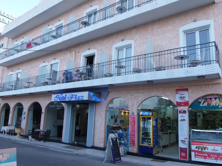 Hotel Plaz in Selianitika, Achaias Greece