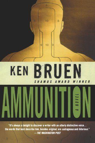 Inspector Brant 07 - Ammunition (2007) - Ken Bruen