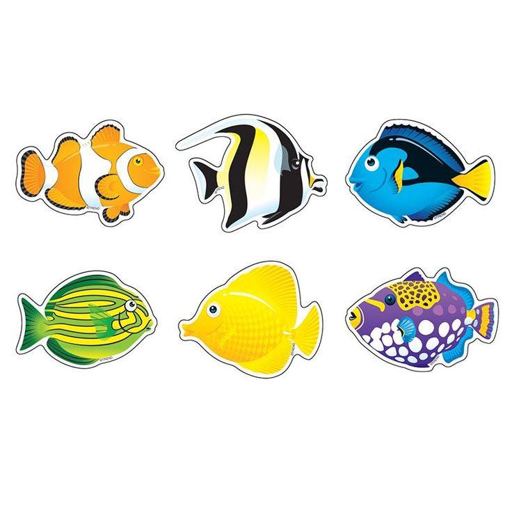 CLASSIC ACCENTS MINI FISH VARIETY