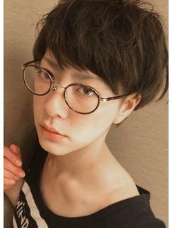 ヘアサロン エム(hair salon M)ベリーショート4