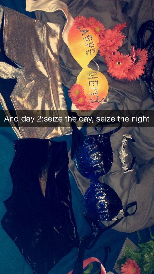 Best friend rave outfits. Carpe Diem and Carpe Noctem. Seize the day and seize the night #rave #bestfriends #ravebra