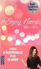 Livre #EnjoyMarie enligne - On http://www.meibailiren.com/Lire-enjoymarie-enligne.html [GRATUIT].  Livre très bien écrit et très bonne prose, agréable à lire. Très bon concept de pouvoir lire les chapitres indépendant les uns des autres. On en apprend beaucoup plus cette youtubeuse et son parcours qui n'as pas toujours été facile. Pour résumer, très bon livre alors lisez le. Lire #EnjoyM... http://www.meibailiren.com/Lire-enjoymarie-enligne.html