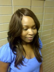 Invisible Part Sew In Curly Hair 214 best images about ...