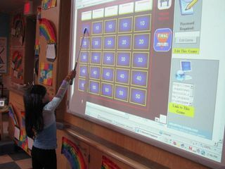 Smart board activities...by grade level.