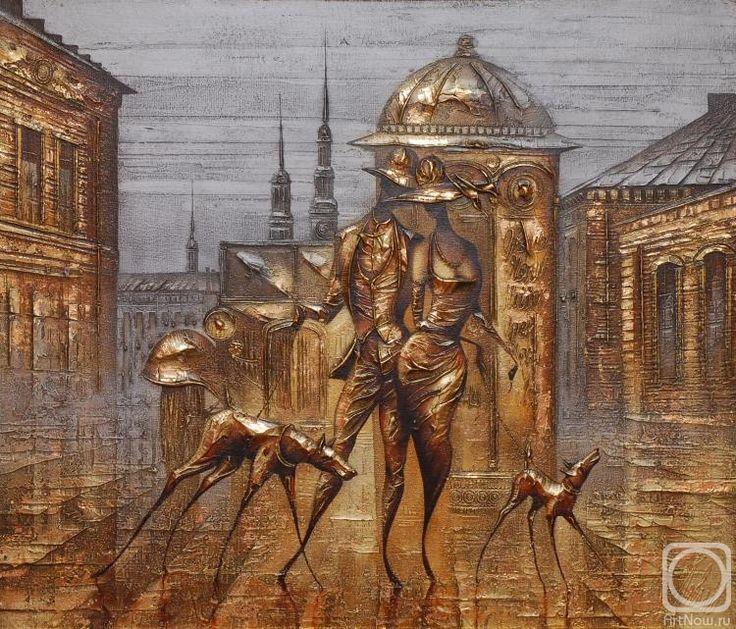Картинки по запросу картины Сергея Ковалева