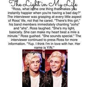 Ross Lynch Imagines  (dreamingross) on Instagram | iPhoneogram