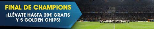 el forero jrvm y todos los bonos de deportes: william hill Final de la Champions gana hasta 20€ ...