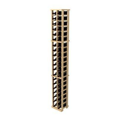 Rustic Pine 42 Bottle Wine Rack by Wine Cellar Innovations. $80.58. CP2 Features: -Wine rack.-42 Bottle capacity.-Best when mounted on the wall.-Add other products and accessories to complete the look of entire cellar. Construction: -Pine wood construction. Color/Finish: -Distressed finish. Collection: -Rustic Pine collection.