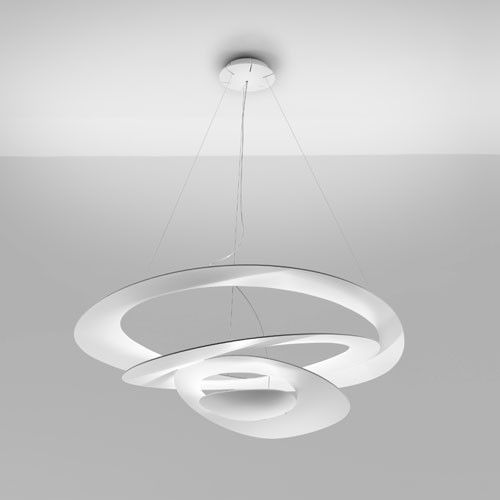 Designed by Giuseppe Maurizio Scutella, the Pirce LED Suspension Light is a contemporary piece of lighting. http://www.ylighting.com/blog/top-10-artemide-lights/