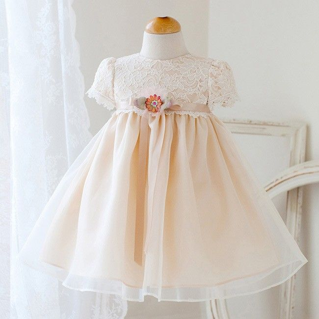 12 best PKS: Champagne & Gold Baby Dresses images on ...