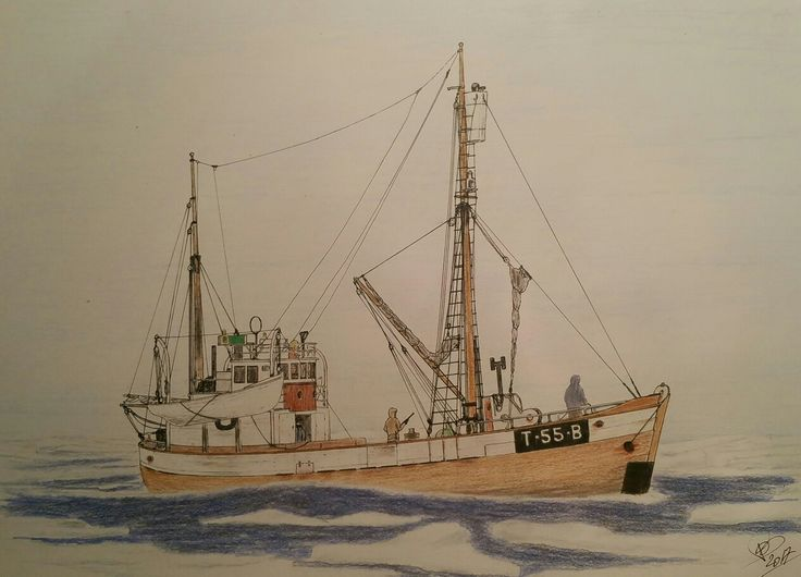 """Fishing and sealer vessel """"Isrypa"""""""