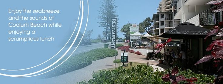 Sunrise Cafe - Bar - Restaurant Coolum Beach