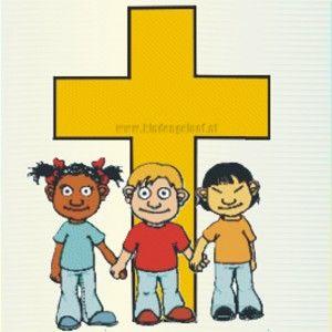 kind en geloof met heel veel knutselwerkjes bij Bijbelverhalen