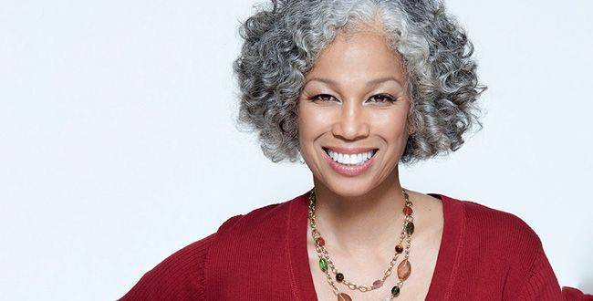 15 Women Who Pull Off Gray Hair Gorgeously