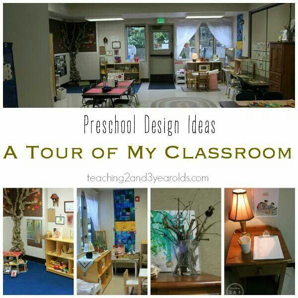 Classroom Design Ideas For Preschool: 588 Best Images About Inspiring Environments On Pinterest