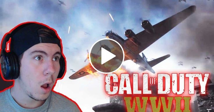 NEW COD WW2 TRAILER REACTION  THOUGHTS