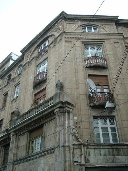 Timisoara street corners