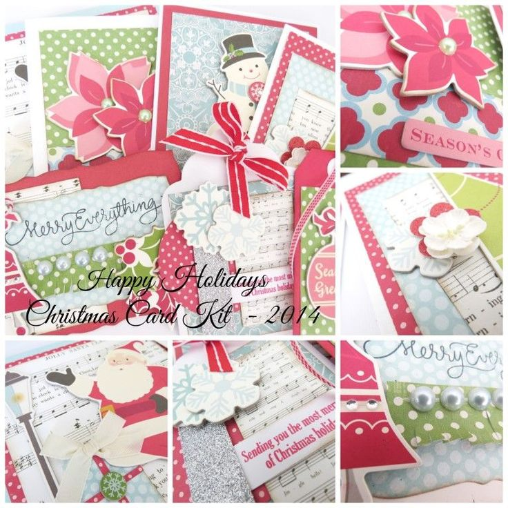 31 best images about card making kits on pinterest diy for Craft supplies for card making