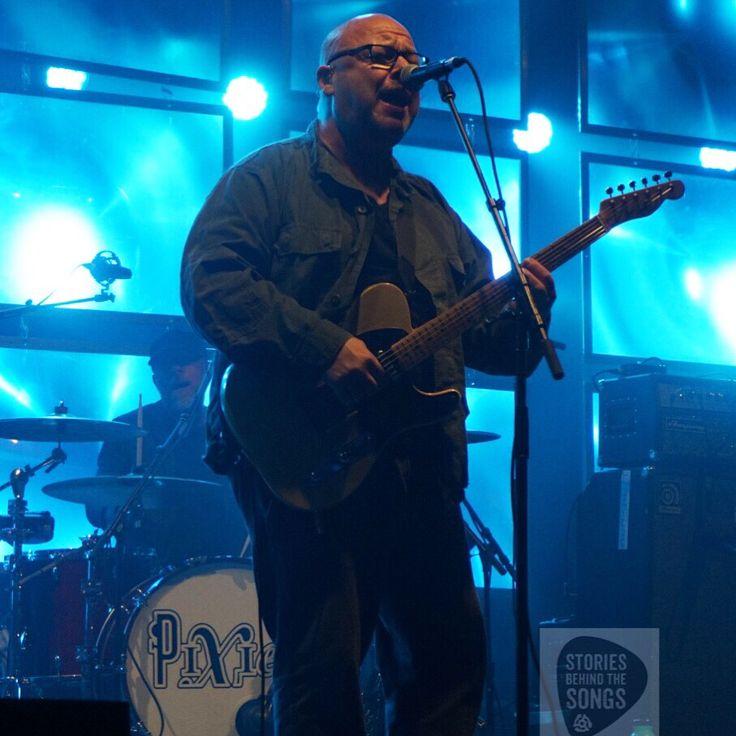 The Pixies at TURF 2015. #SBTSL