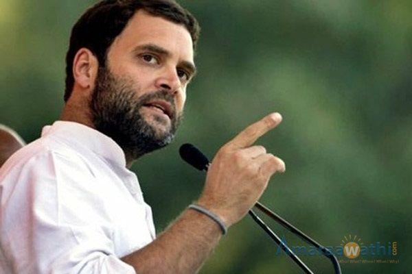 Modi failed to keep his promises - Rahul