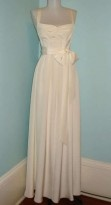 2nd hand wedding gown