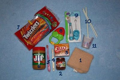 Great feeding therapy kit! - Re-pinned by @PediaStaff – Please Visit http://ht.ly/63sNt for all our pediatric therapy pins