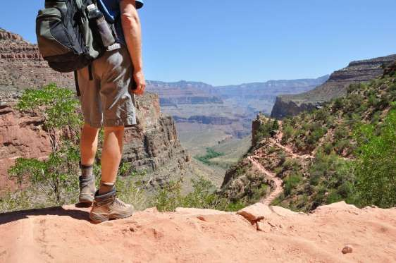 Bucket list Hikes in U.S. National Parks.
