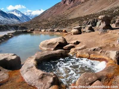 Aguas termales-Colombia