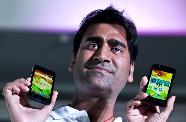 India police arrest cheap mobile maker on fraud charges