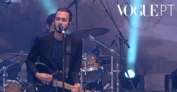 Vogue - Optimus Alive 2013: Editors